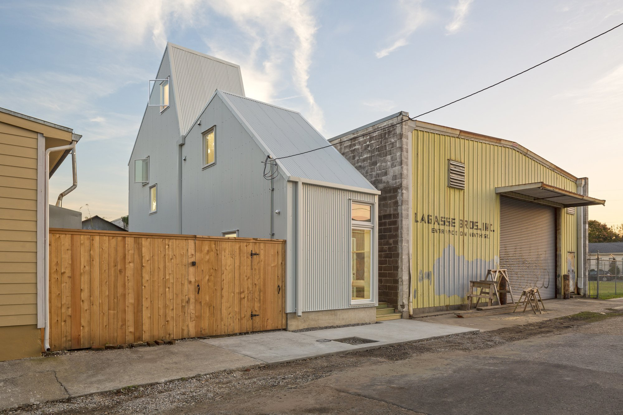 Starter Home No. 1 - OJT - New Orleans - Exterior - Humble Homes