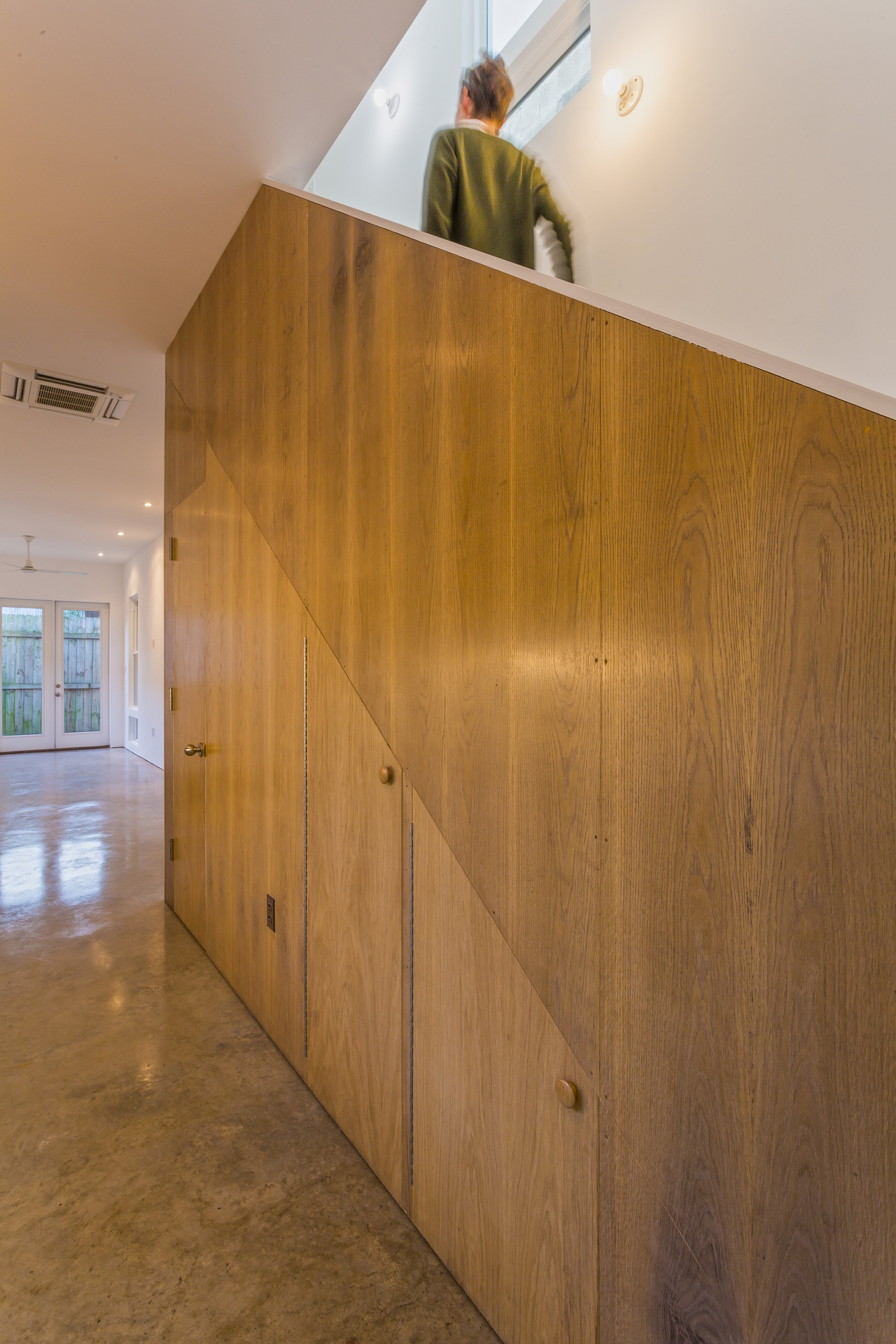 Starter Home No. 1 - OJT - New Orleans - Staircase - Humble Homes