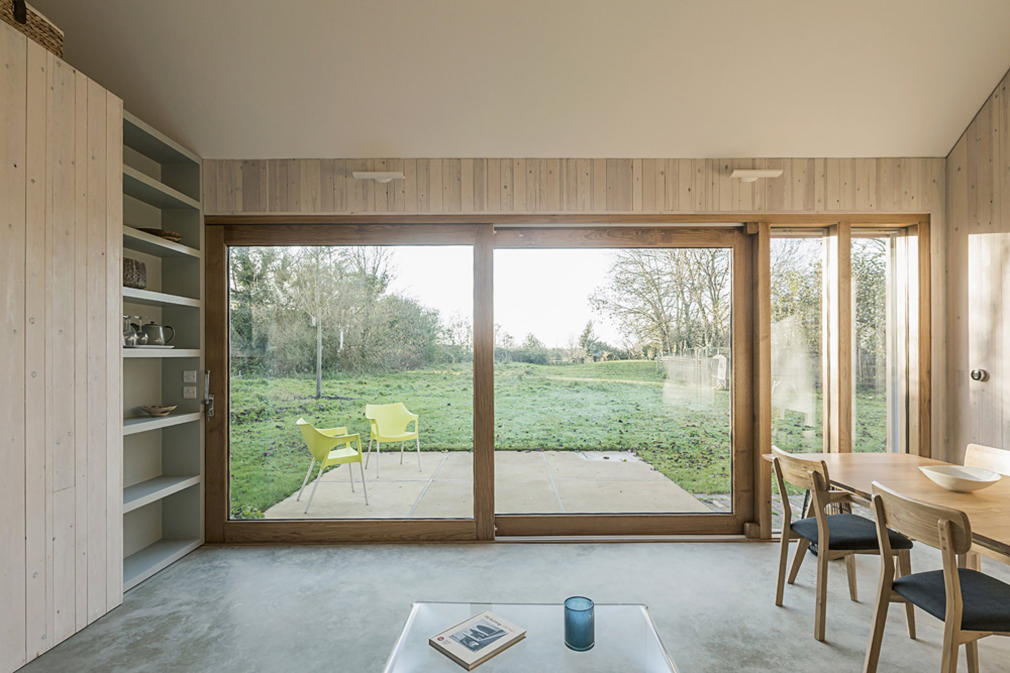 Garden Buildings Warmington - Ashworth Parkes Architects - UK - View - Humble Homes
