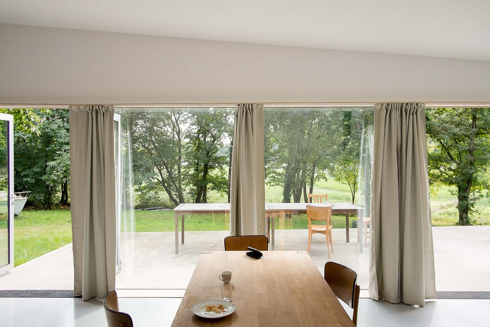 JJ&S.M Houses - Atelier Mima - France - Dining Area - Humble Homes