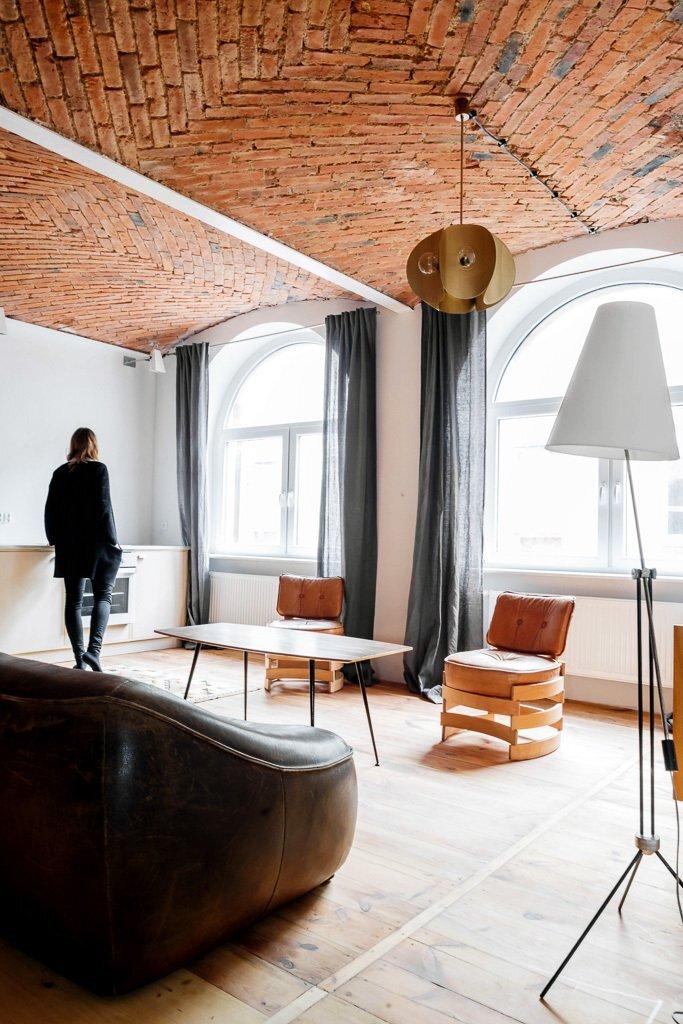 Loft in a Marmalade Factory - Loft Szczecin - Poland - Kitchen - Humble Homes