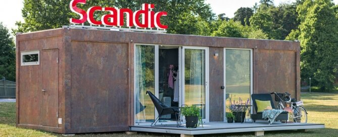 Scandic To Go - Scandic Hotels - Sweden - Exterior - Humble Homes