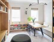 Small Apartment - More Design Office - Shanghai - Living Room - Humble Homes