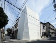 Small Corner House - A.L.X. Junichi SampeI - Japan - Exterior - Humble Homes