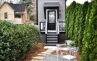 The Birdhouse – A 10-Foot-Wide Tiny House from Asheville
