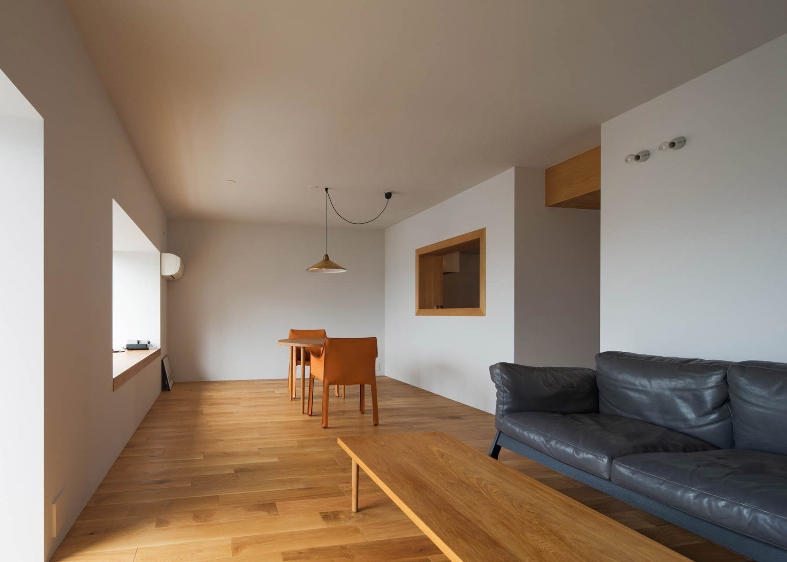 Apartment Machiya - Yumiko Miki Architects - Tokyo - Living and DIning Room - Humble Homes