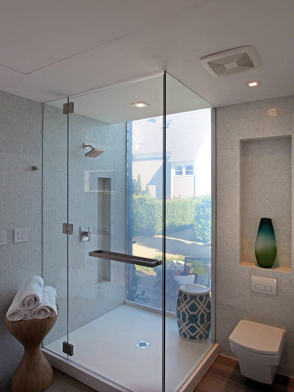 Cocoon Cabin Micro Homes - Cocoon9 - New York - Bathroom - Humble Homes