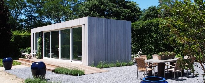 Cocoon Cabin Micro Homes - Cocoon9 - New York - Exterior - Humble Homes