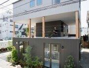 Furuyu Design - Omori Machi - Tokyo - Exterior - Humble Homes