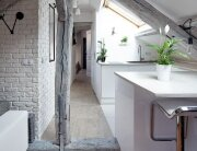 Living Under the Roof - Prisca Pellerin - France - Kitchen - Humble Homes