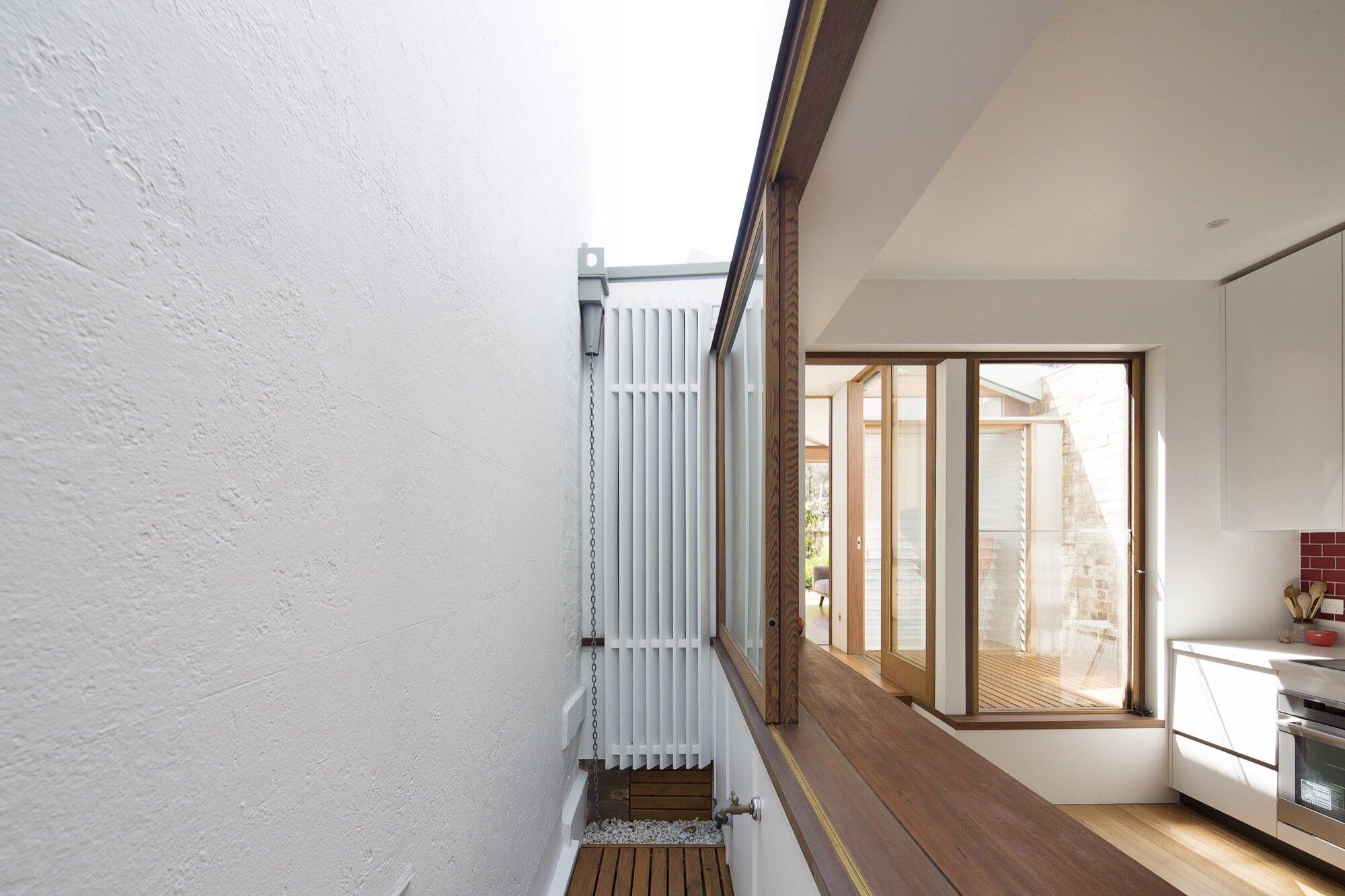 Petersham Courtyard House - Adriano Pupilli - Australia - Corridor - Humble Homes