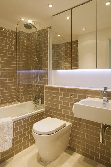Slim House - Alma Nac - South London - Bathroom - Humble Homes