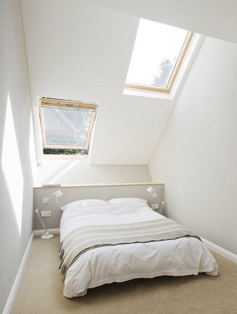 Slim House - Alma Nac - South London - Bedroom - Humble Homes