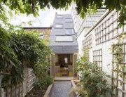 Slim House - Alma Nac - South London - Exterior Back - Humble Homes
