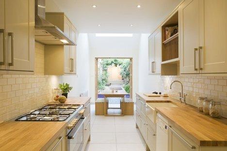 Slim House - Alma Nac - South London - Kitchen - Humble Homes