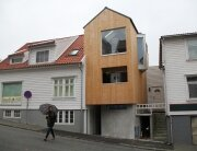 Small Terrace House - House in Stravanger - Austigard Arkitektur - Norway - Exterior - Humble Homes