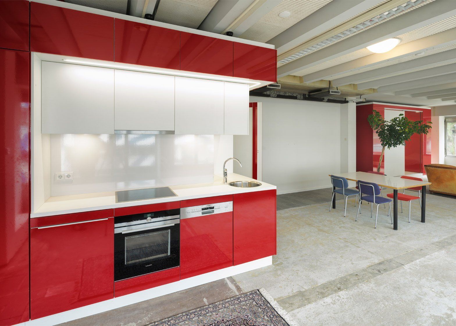 The Hub - Kraaijvanger - Rotterdam - Modular Kitchen and Bathroom 1 - Humble Homes