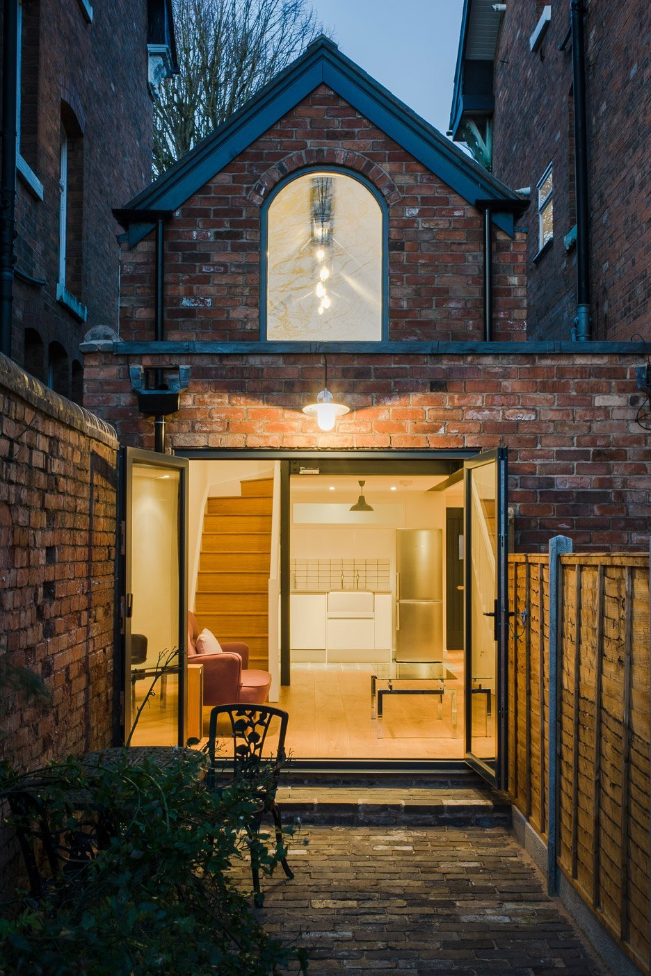 Victorian Coach House Renovation - Intervention Architecture - Birmingham - Exterior - Humble Homes