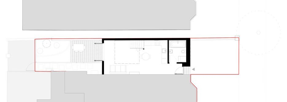 Victorian Coach House Renovation - Intervention Architecture - Birmingham - Floor Plan - Humble Homes