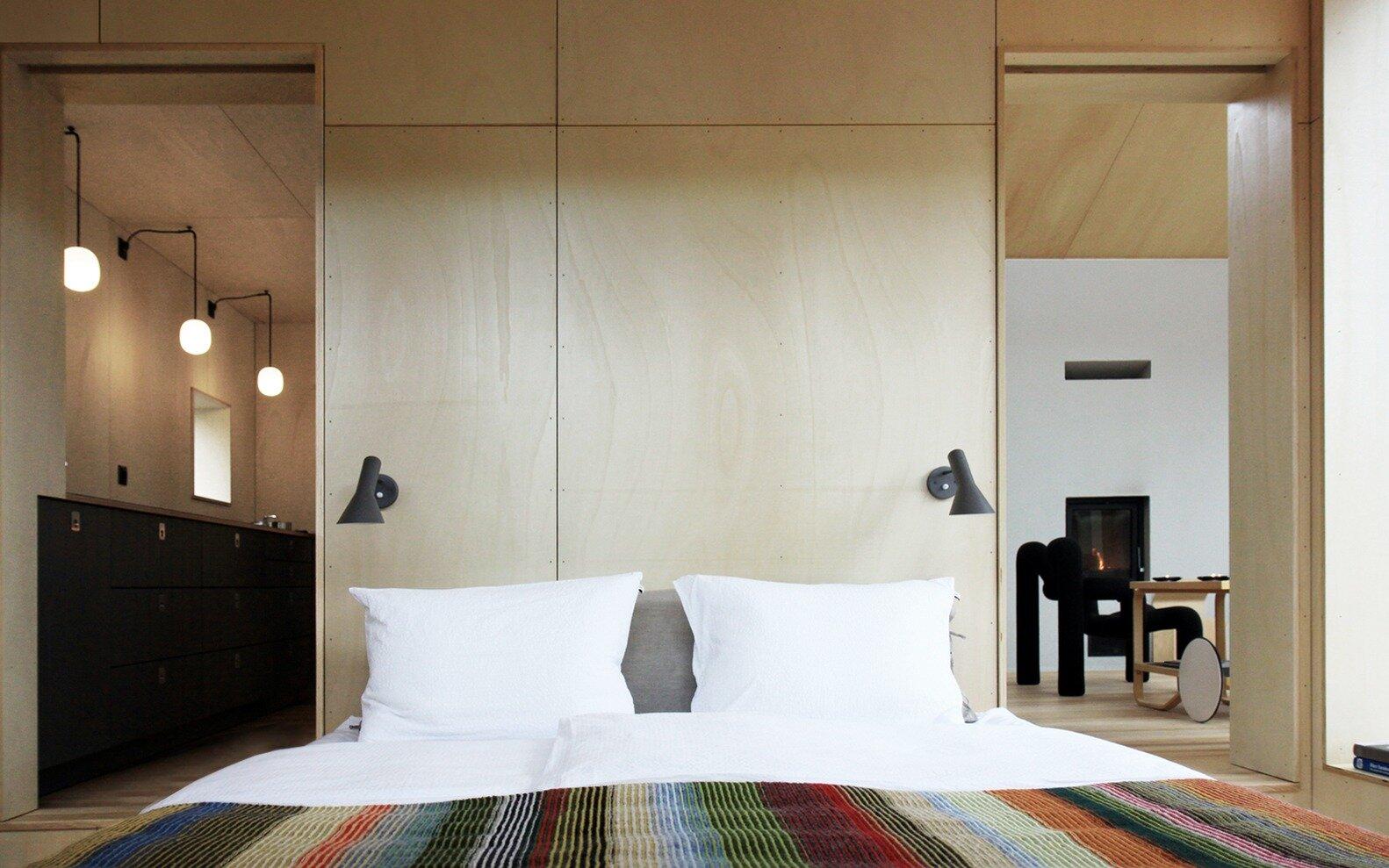 Cabin Vindheim - Vardehaugen - Norway - Bedroom - Humble Homes