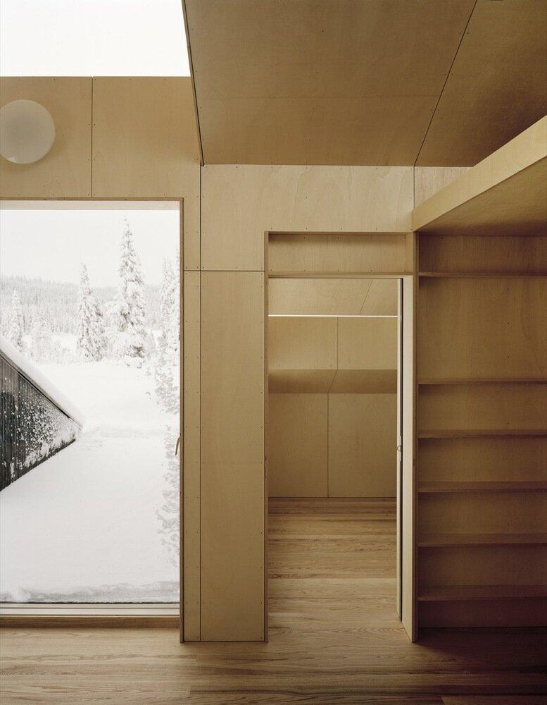 Cabin Vindheim - Vardehaugen - Norway - Doorway - Humble Homes