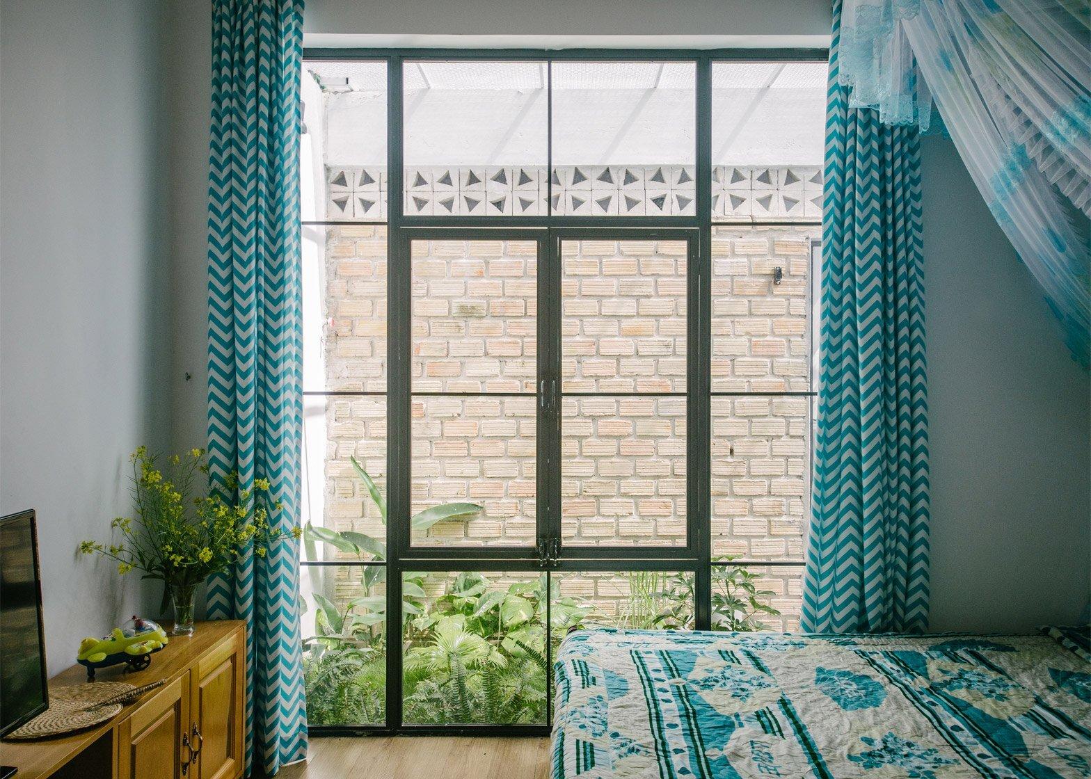 Kontum House - Khuon Studio - Vietnam - Bedroom - Humble Homes