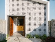 Kontum House - Khuon Studio - Vietnam - Exterior - Humble Homes
