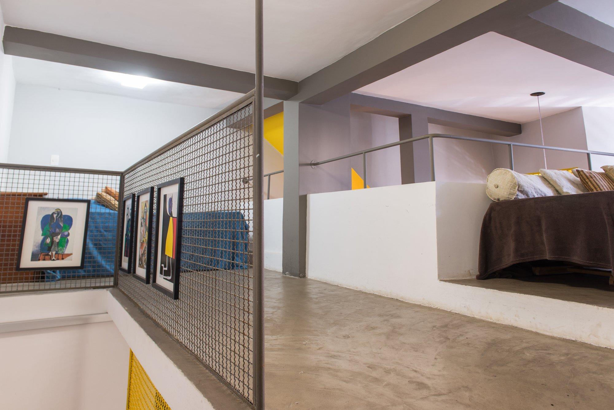 Loft Grandpa - MEIUS Arquitetura -  Brazil - Living Room - Humble Homes