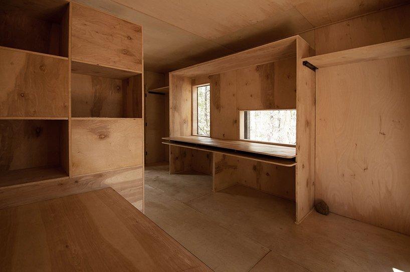 Micro Cabins - Colorado Building Workshop - Colorado - Interior - Humble Homes