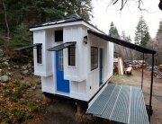 Tiny House by Patrick and Sarah Romero - Utah - Exterior - Humble Homes