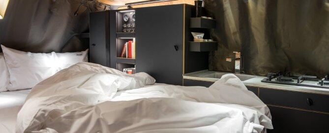Van Camper -  Nils Holger Moormann - Volkswagen - Bed - Humble Homes