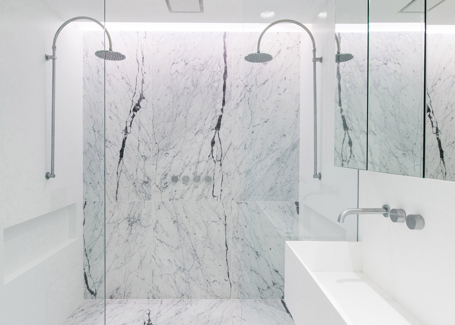 Worker Cottage Renovation - CM Studio - Sydney - Bathroom - Humble Homes