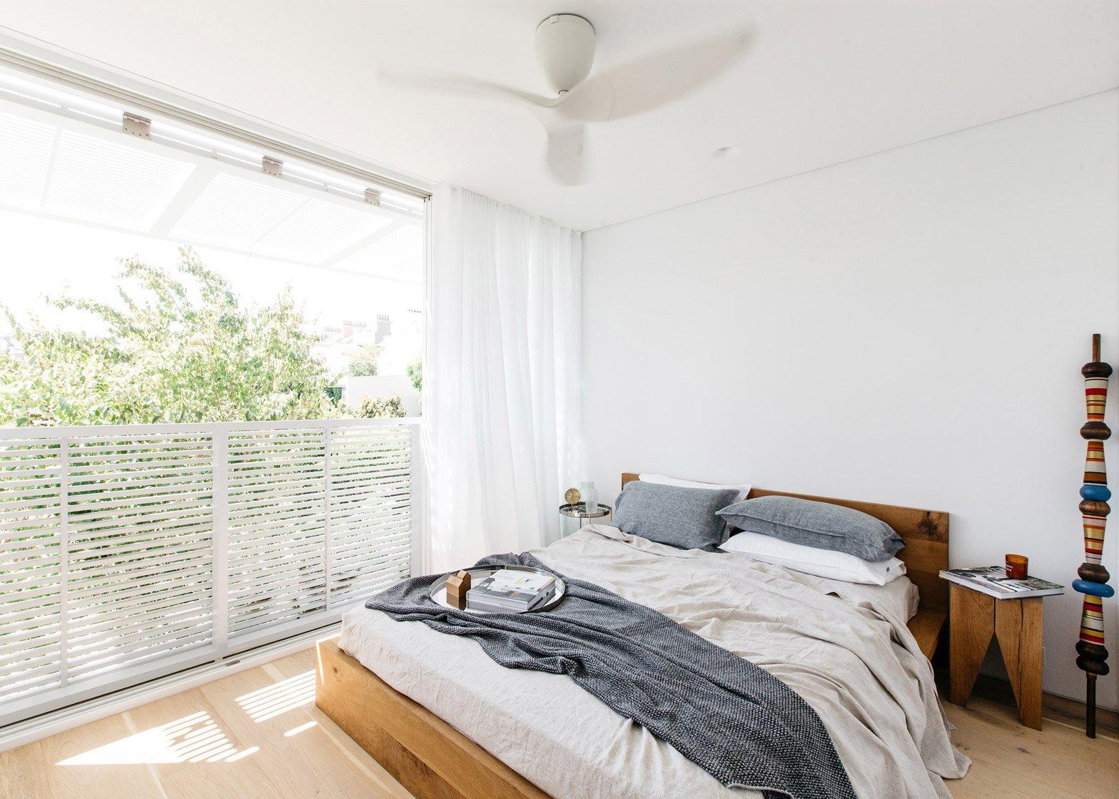Worker Cottage Renovation - CM Studio - Sydney - Bedroom - Humble Homes
