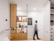 Alan's Apartment Renovation - EO arquitectura - Spain - Bedroom - Humble Homes