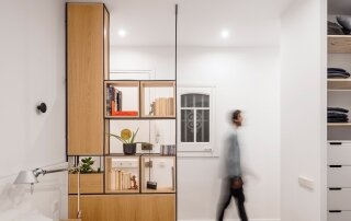 Alan's Apartment – A Renovation Project by EO Arquitectura from Barcelona
