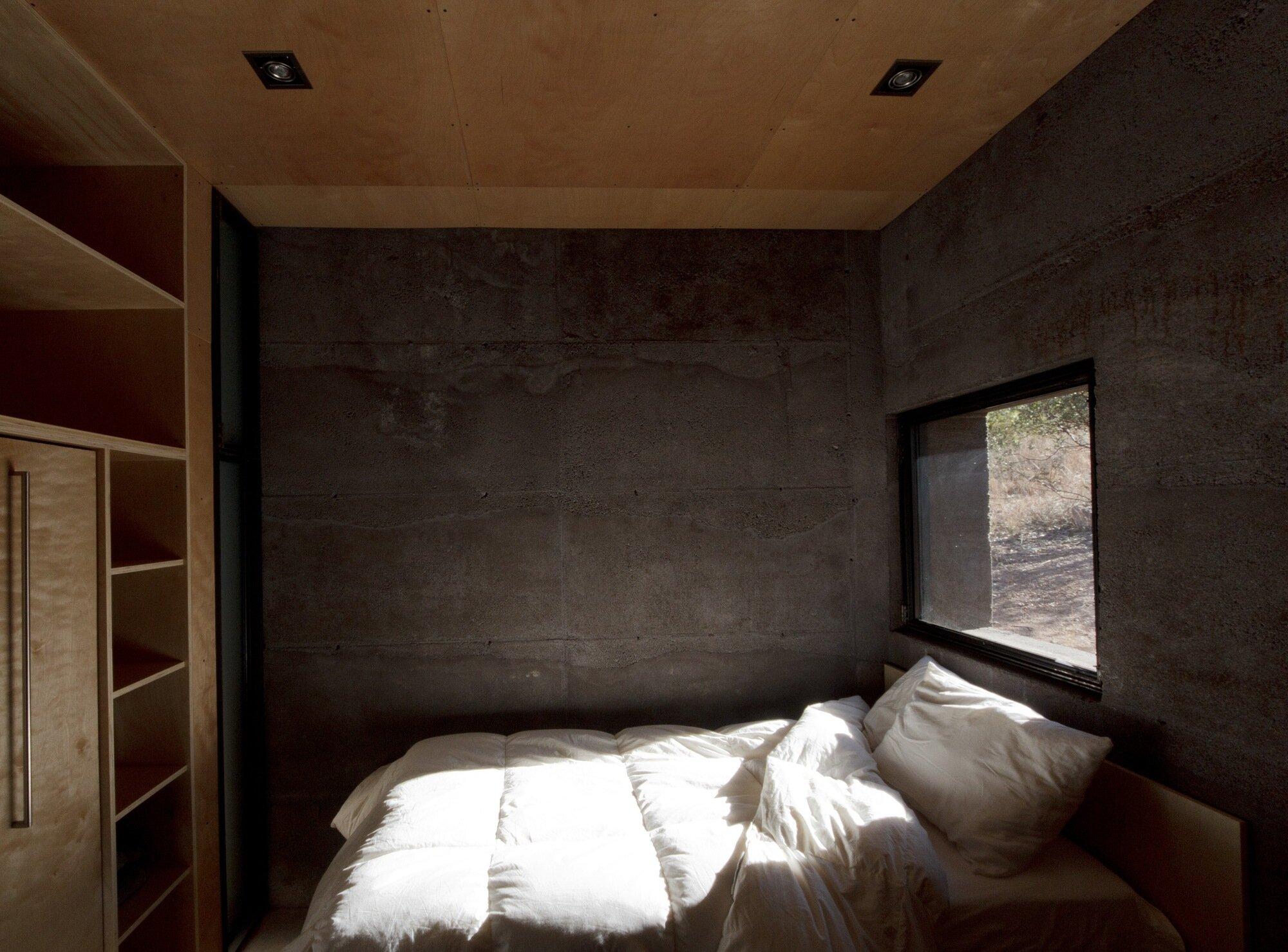 Casa Caldera - DUST - Arizona - Bedroom - Humble Homes