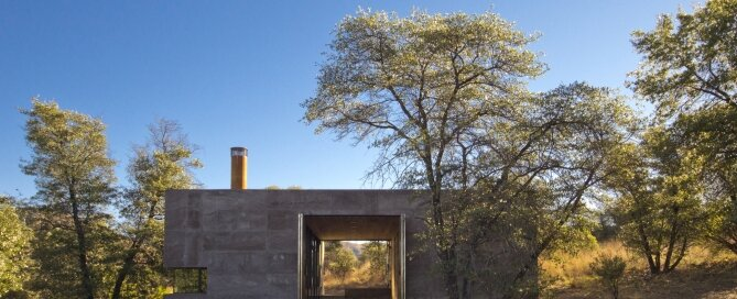 Casa Caldera - DUST - Arizona - Exterior - Humble Homes