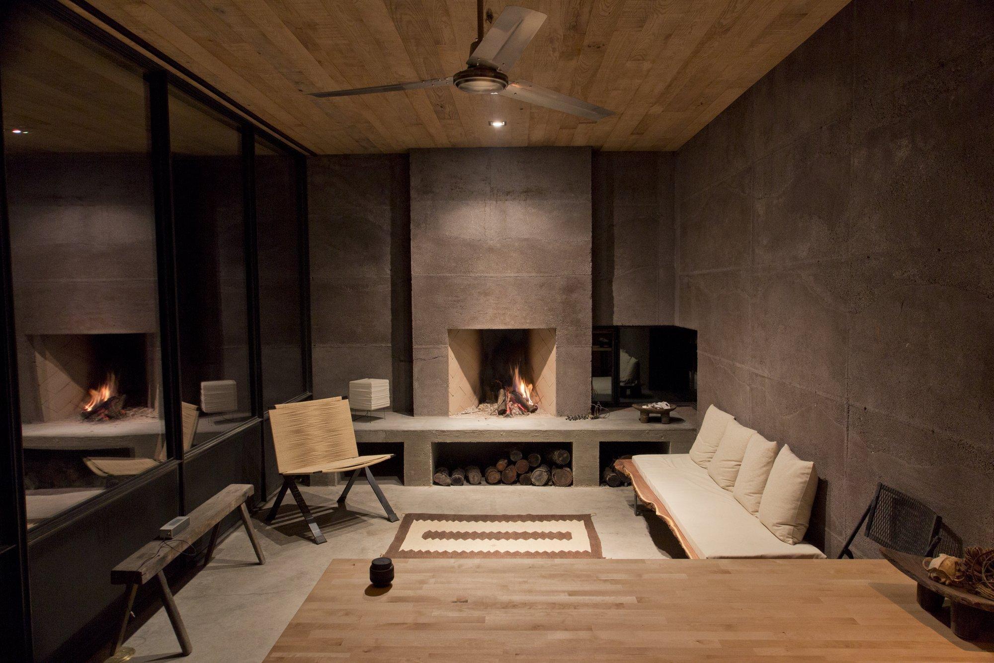 Casa Caldera - DUST - Arizona - Living Room - Humble Homes