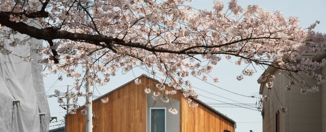 House U - Atelier KUKKA Architects - Tokyo - Exterior - Humble Homes