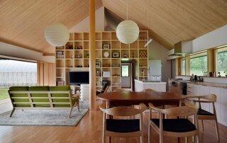 Rebuilding a Farmhouse to Mix Past and Present – Kikkawa Architects