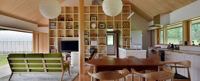House in Atsugi - Kikkawa Architects + Hisashi Ikeda architects - Japan - Living Room - Humble Homes