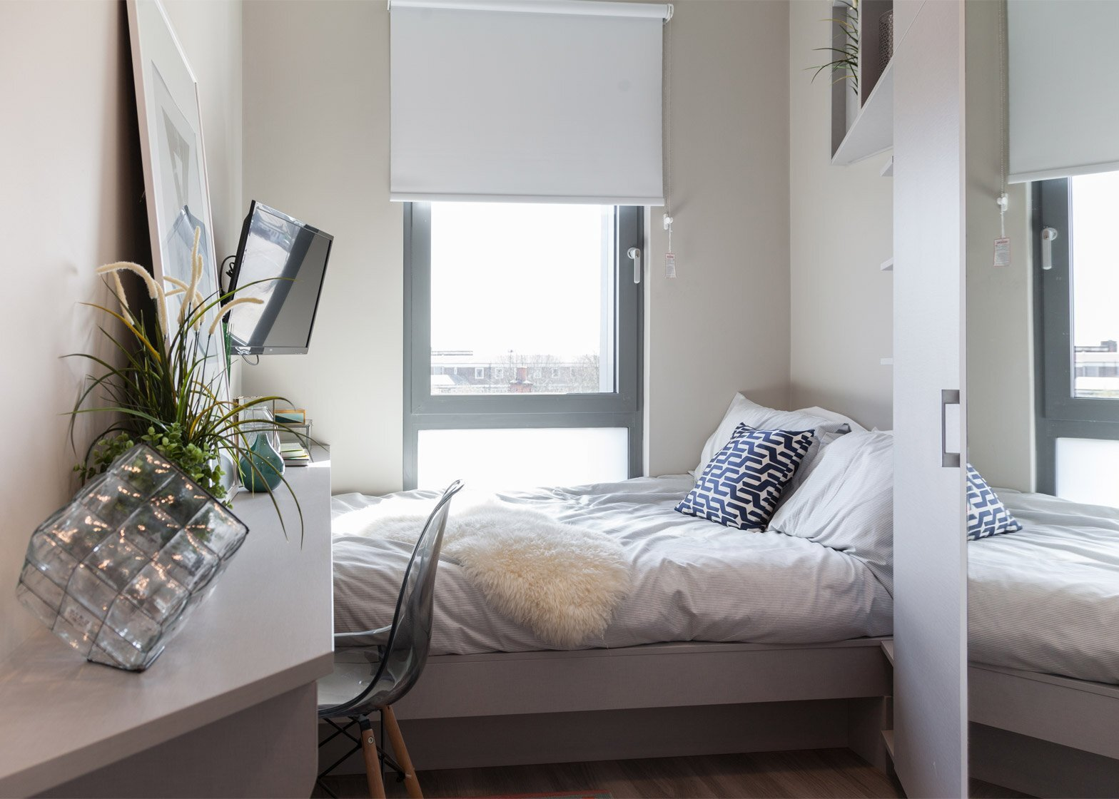 Shared Housing - The Collective Old Oak - London - Bedroom - Humble Homes