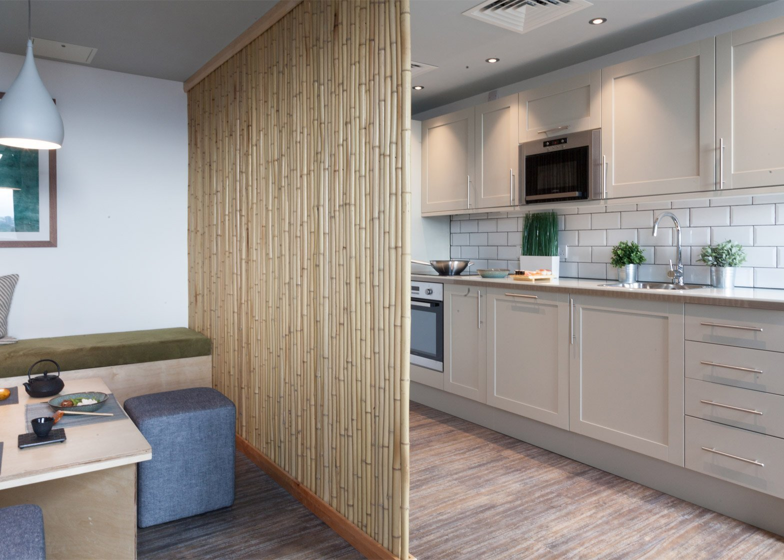 Shared Housing - The Collective Old Oak - London - Kitchen 1 - Humble Homes
