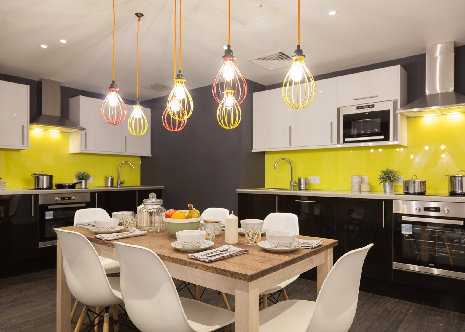Shared Housing - The Collective Old Oak - London - Kitchen 2 - Humble Homes
