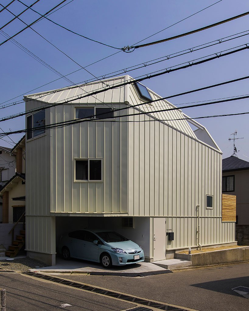 Small House in Takarazuka - Coo Planning - Japan - Exterior - Humble Homes