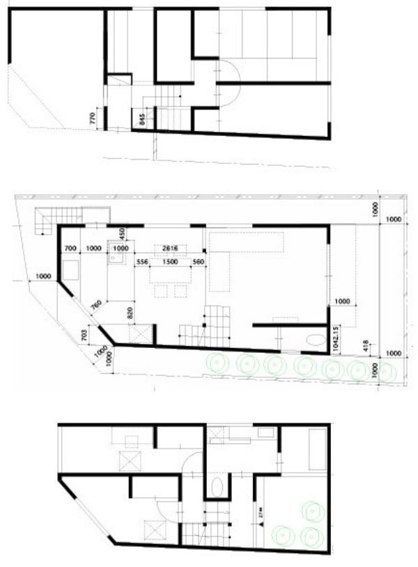 Small House in Takarazuka - Coo Planning - Japan - Floor Plans - Humble Homes