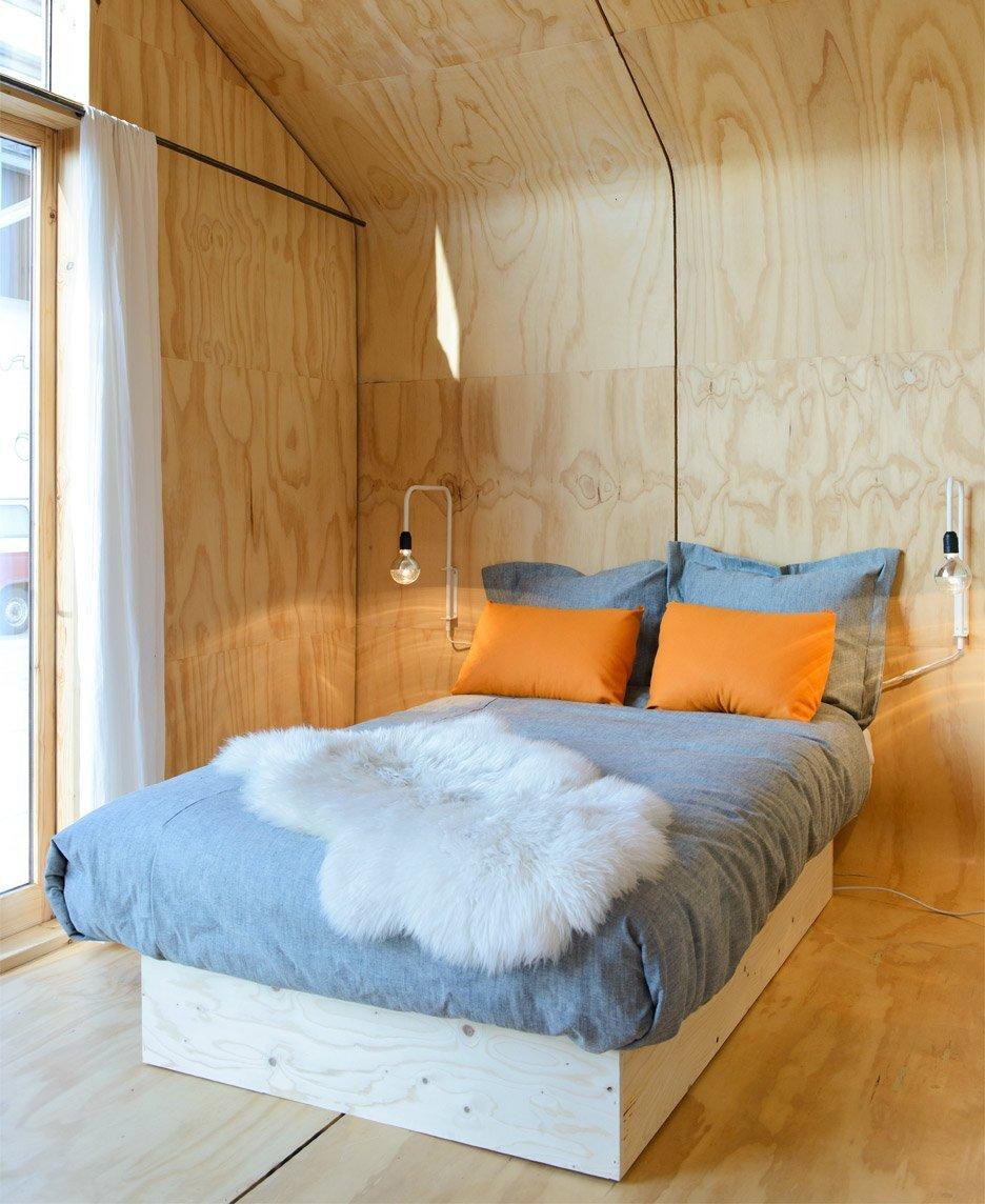 Wikkelhouse - Fiction Factory - Amsterdam - Bedroom - Humble Homes