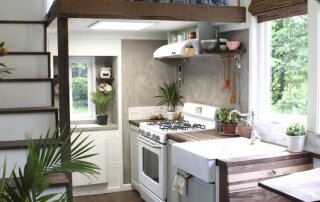 Artisan's Retreat – A Tiny House by Handcrafted Movement for $69,950