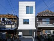 Gandare House - Ninkipen - Osaka Japan - Exterior - Humble Homes