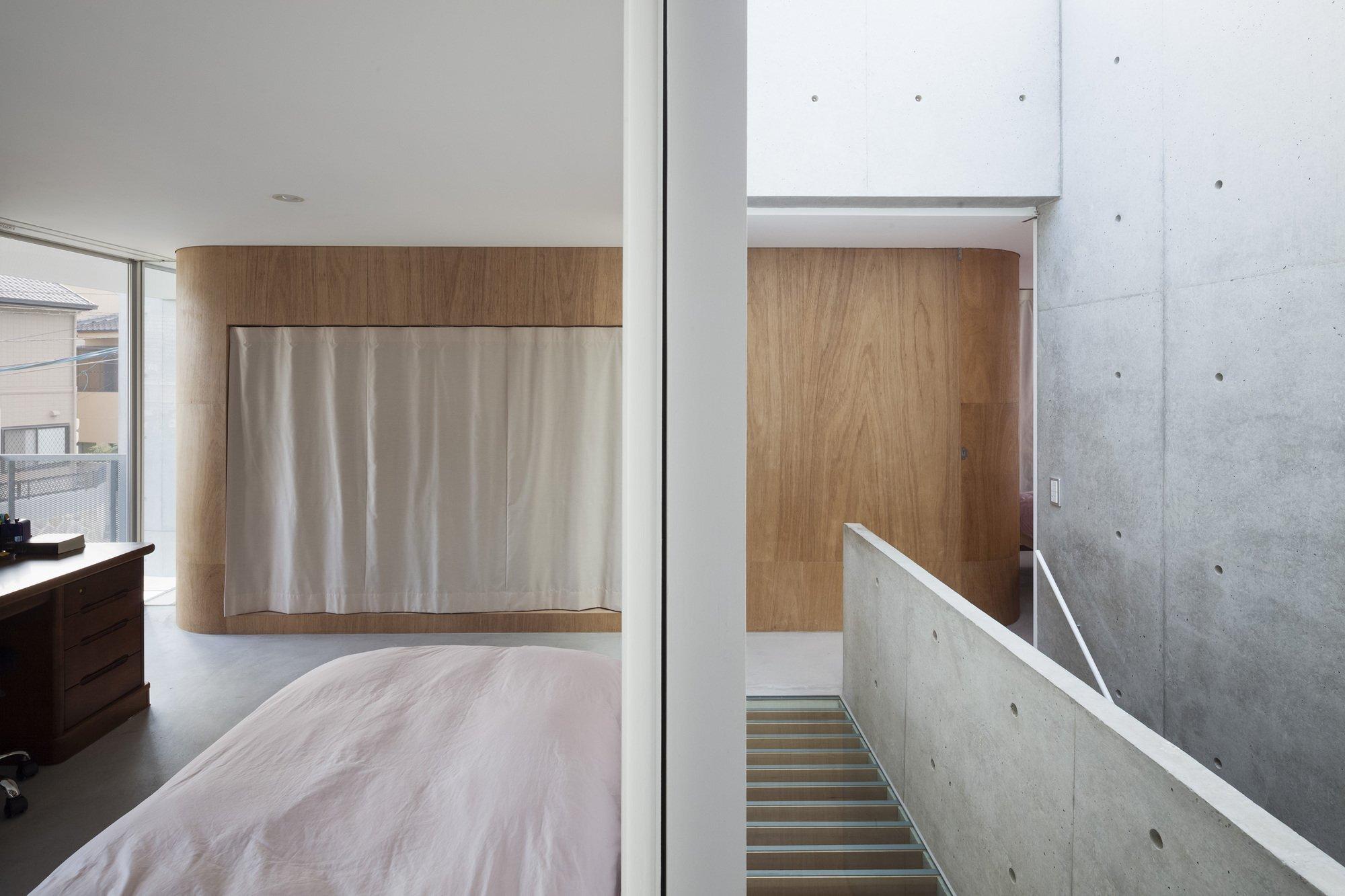 House in Midorigaoka - Yutaka Yoshida Architect & Associates - Japan - Bedrooms - Humble Homes